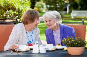 Senior Living with Independence and Wellbeing